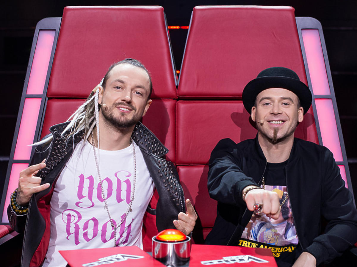 Tomson i Baron - bitwy The Voice Kids
