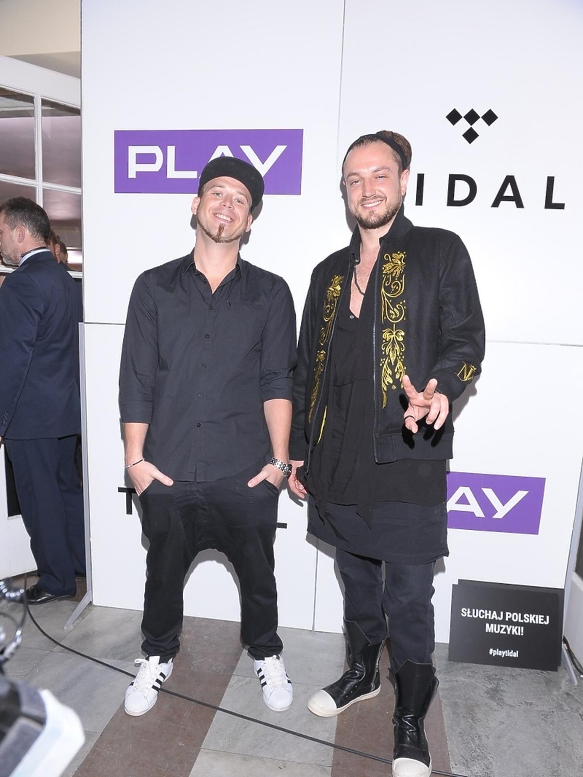 Tomson i Baron na Fryderykach 2017