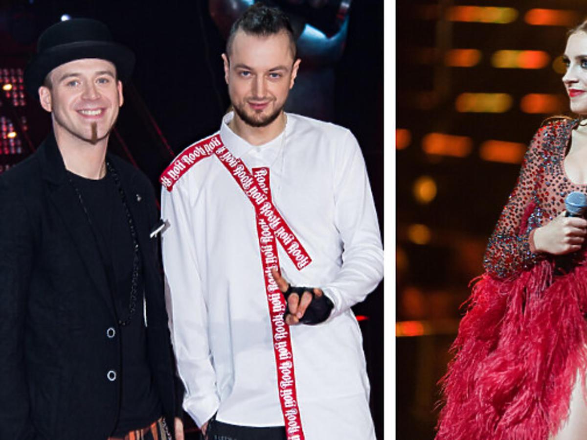 Tomson i Baron oraz Maja Kapłon w The Voice of Poland