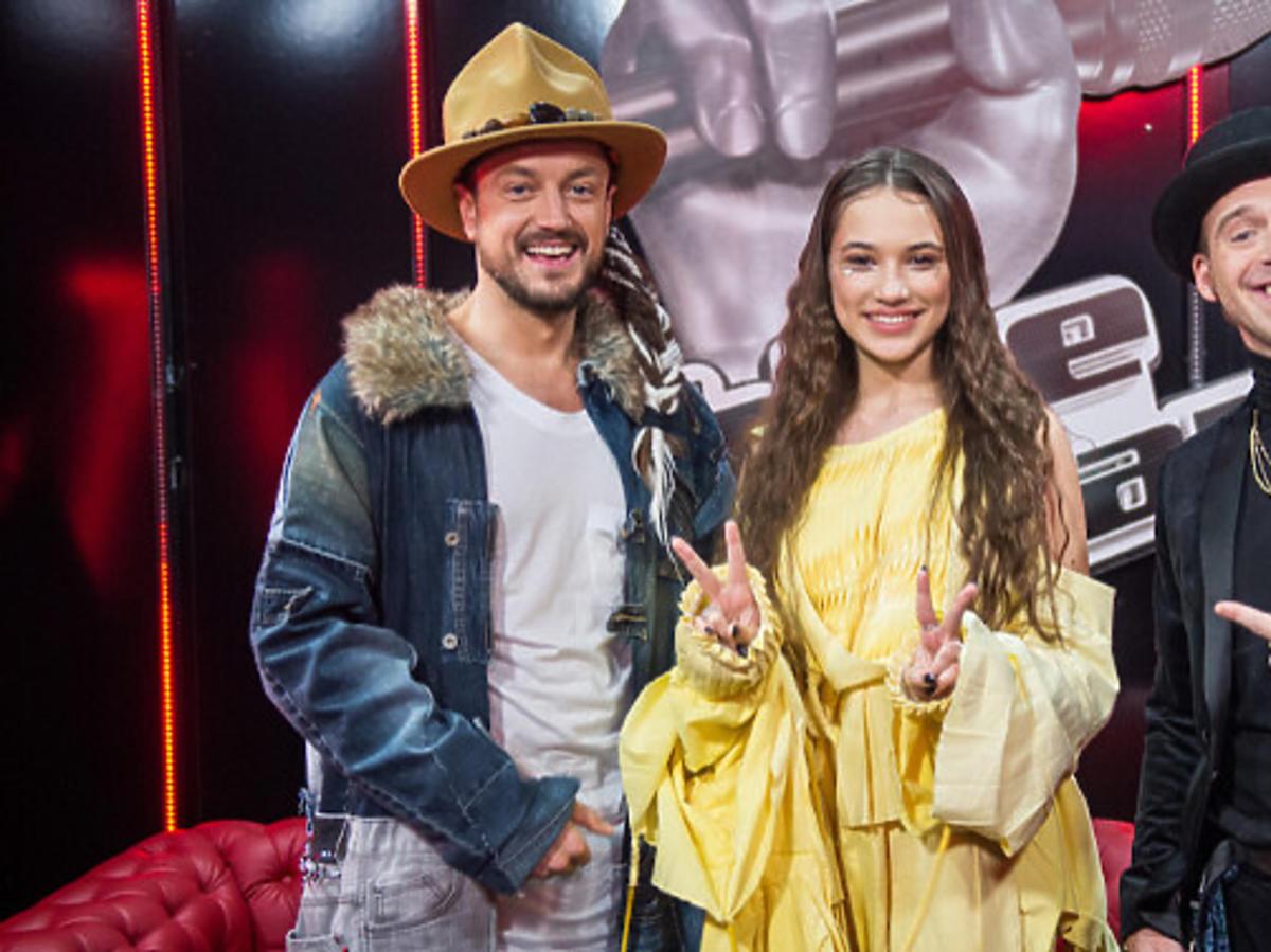Tomson i Baron z Alicją Szemplińską w The Voice of Poland