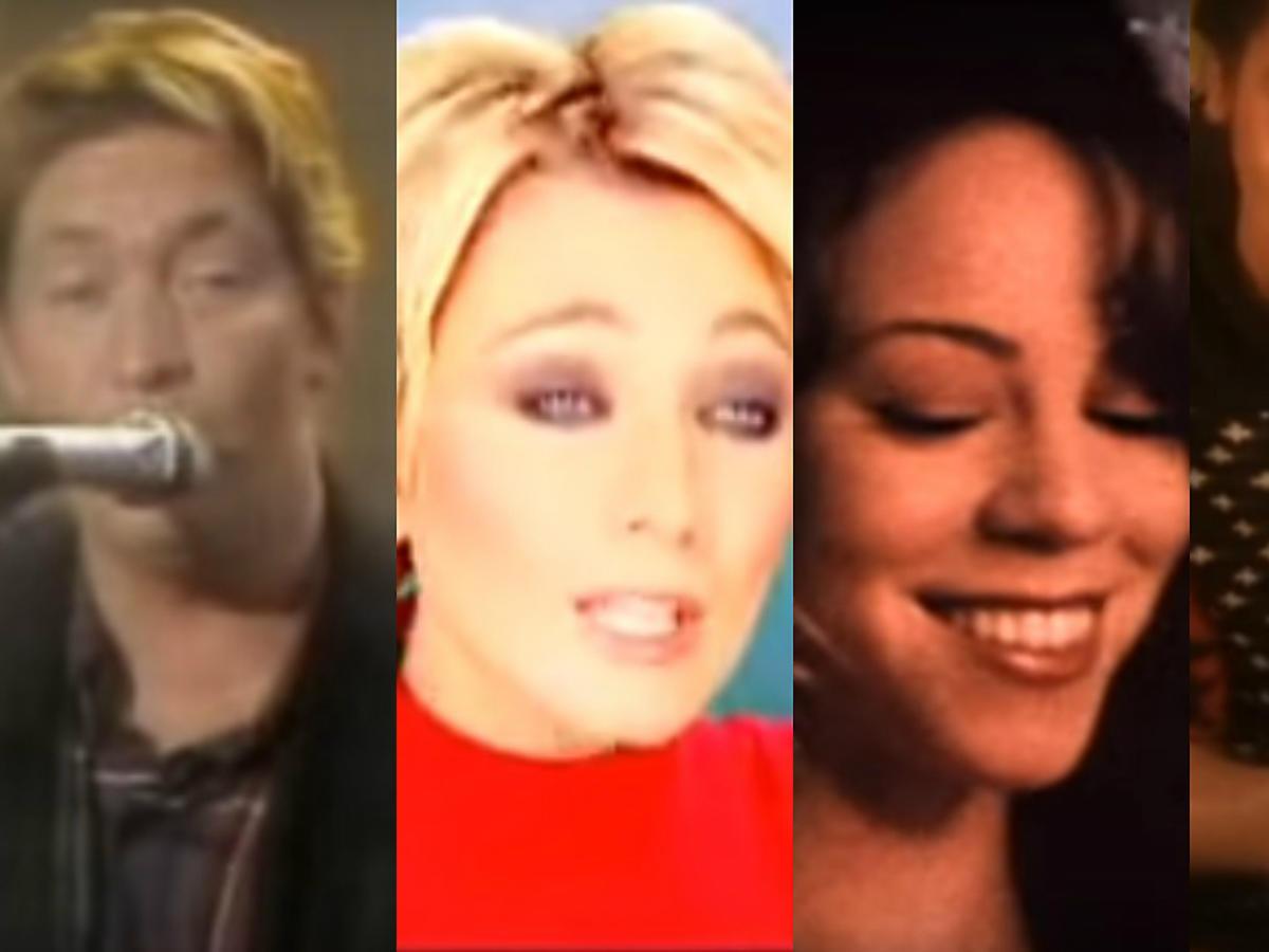 TOP 12 piosenek świątecznych: All I want for Christmas, Wham! Last Christmas i Z kopyta kulig rwie. WIDEO