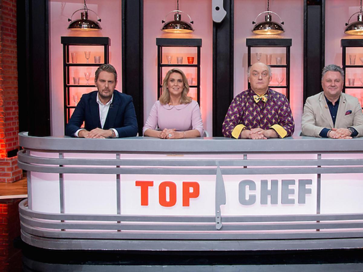 Top Chef - Amaro i Sowa się kłócą