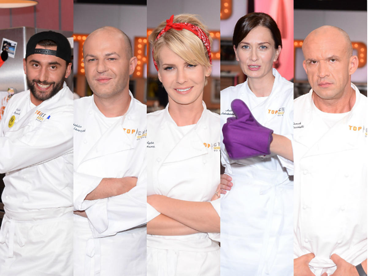 Top Chef Gwiazdy od kuchni