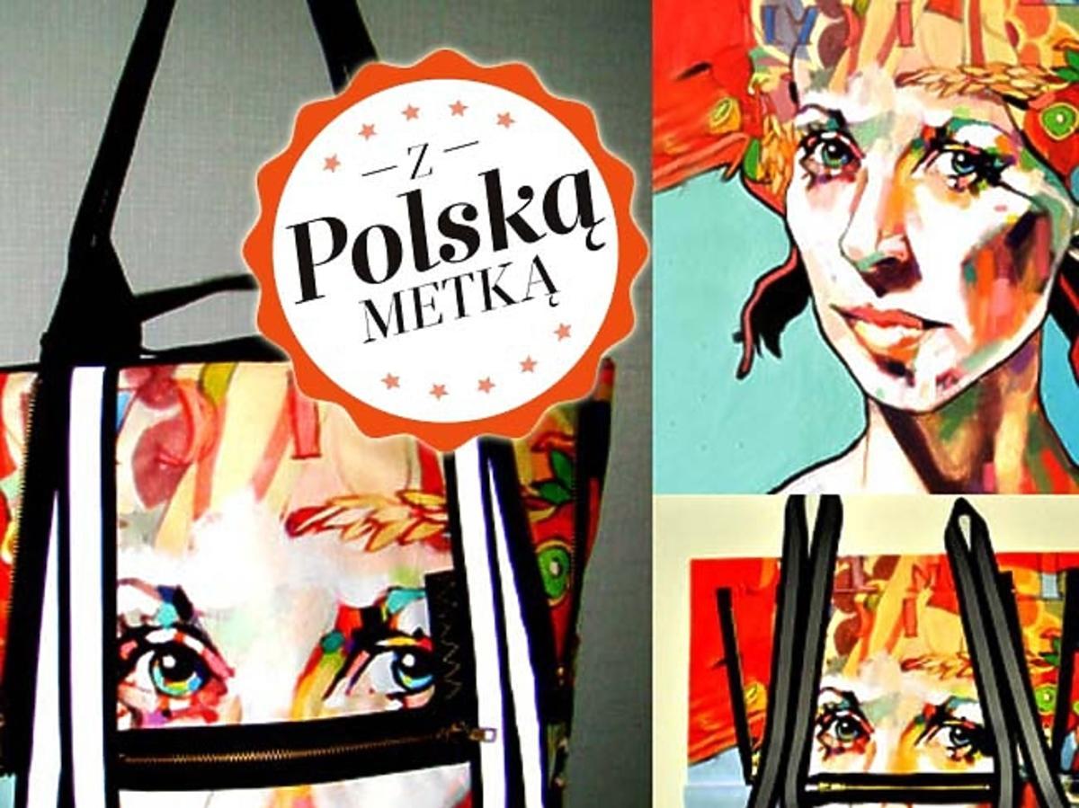 """Torby """"Jasiński for MIMA"""" z kolekcji MIMA Art"""