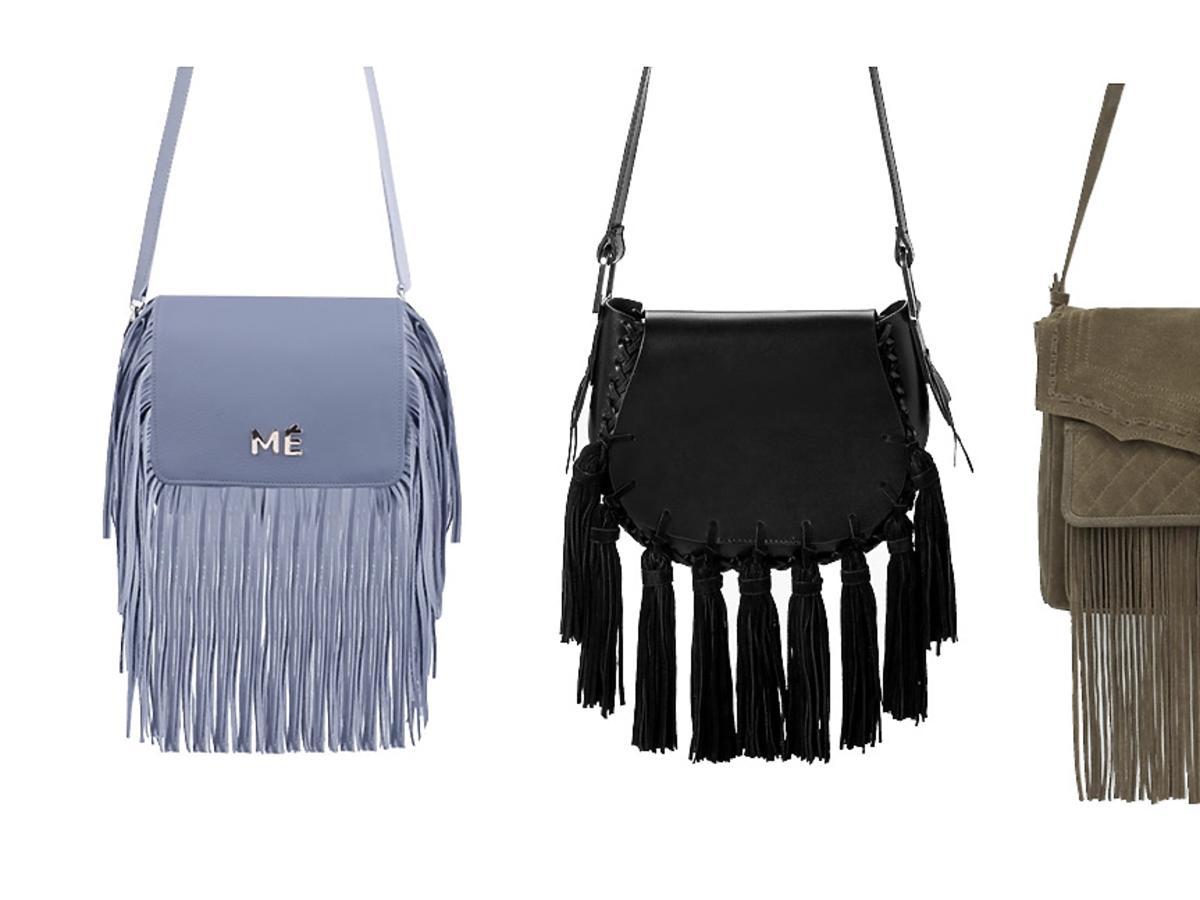 torby z frędzlami