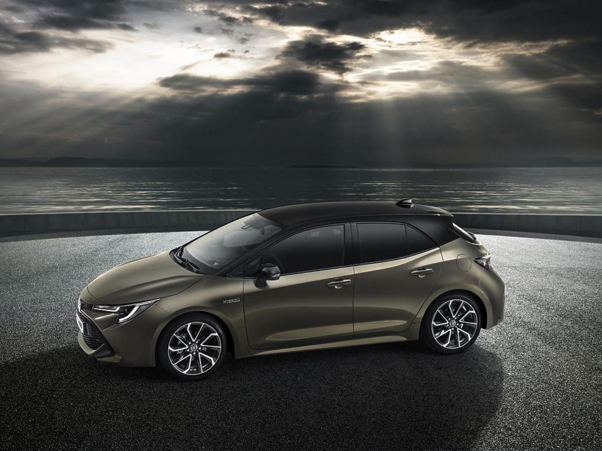 Toyota Auris Hybrid, jedna z premier Geneva Motor Show