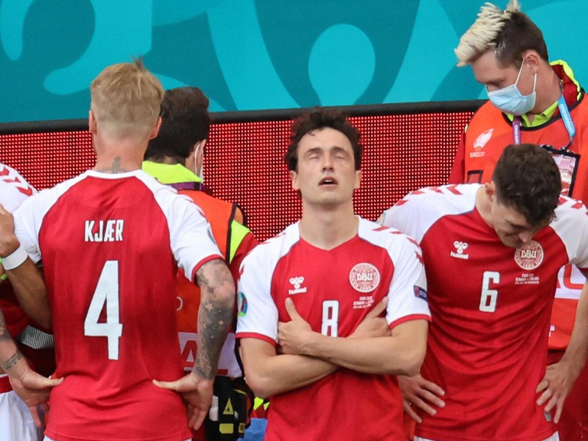 Tragiczny mecz na Euro 2020 (2021)