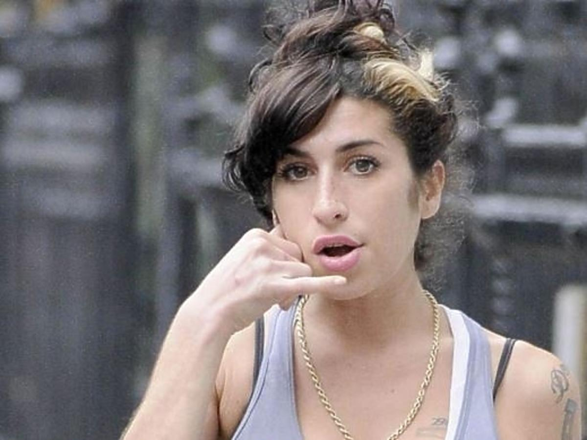 Trailer filmu o Amy Winehouse