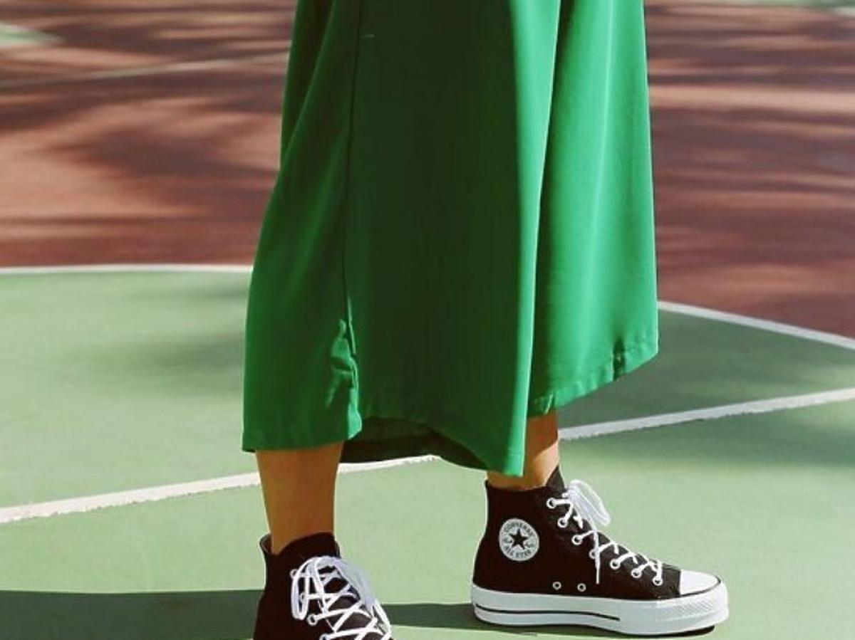 Trampki najmodniejsze buty na lato