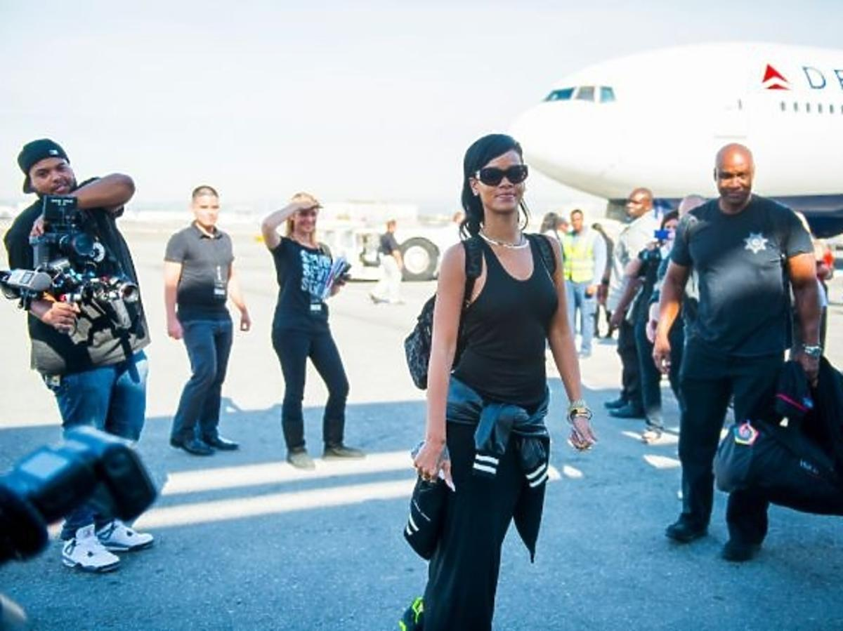 Trasa koncertowa Rihanny