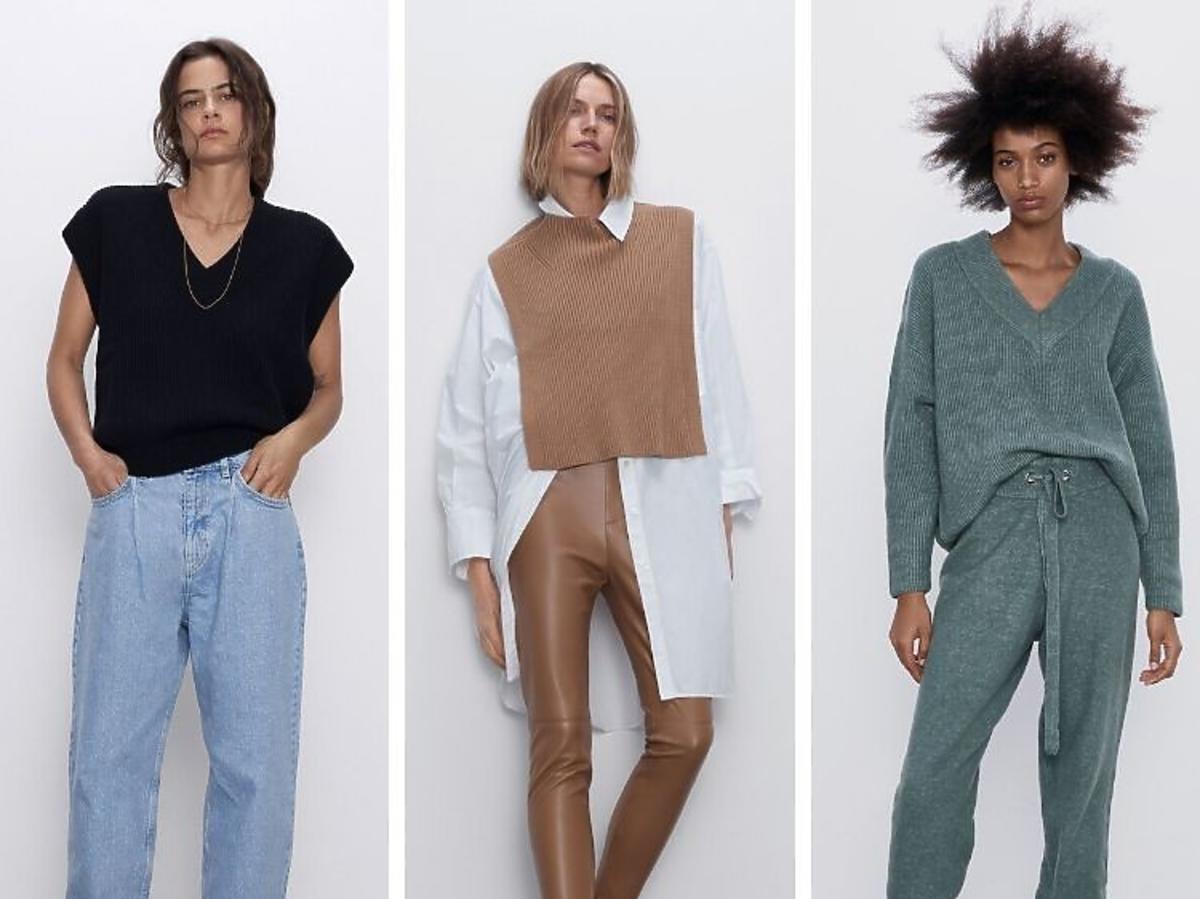Trend wiosna-lato 2020 najmodniejsze spodnie z wyprzedaży w Zarze