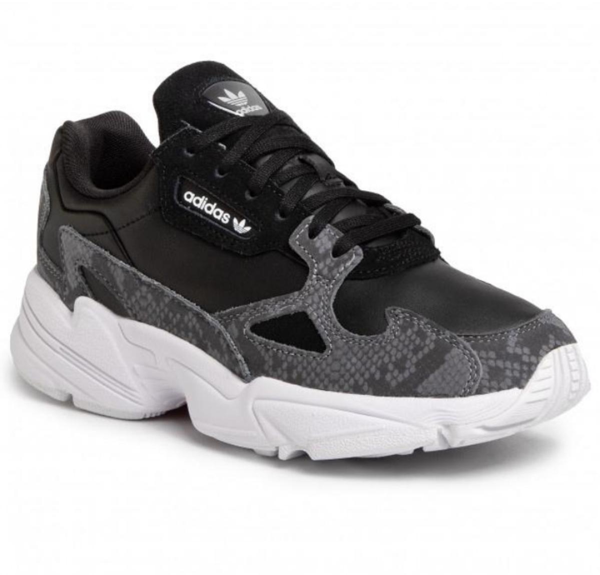 Trendy jesień 2020 sneakersy Adidas Falcon cena 249 zł