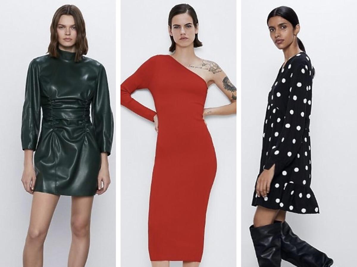 Trendy wiosna 2020. Oto 6 najmodniejszych sukienek z Zary, które musicie mieć w szafie!