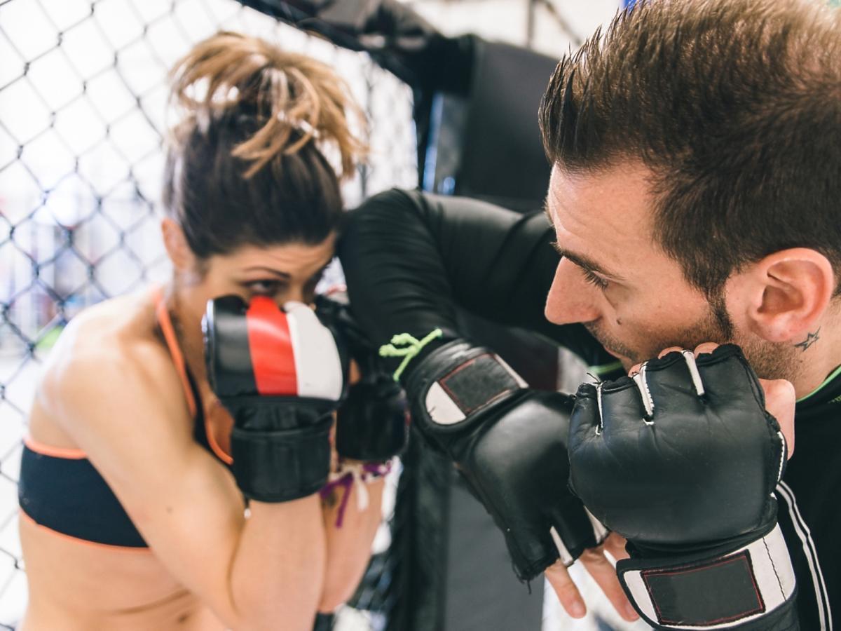 Trening muay-thai