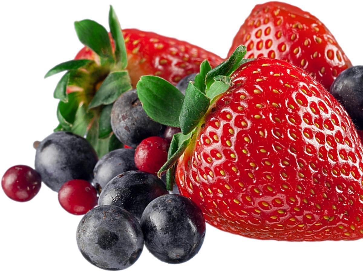 truskawki i jagody