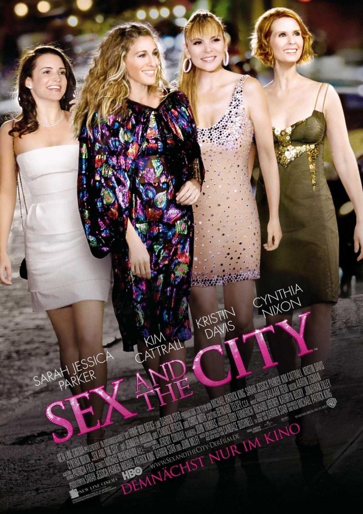 Trzecia część filmu Seks w wielkim mieście