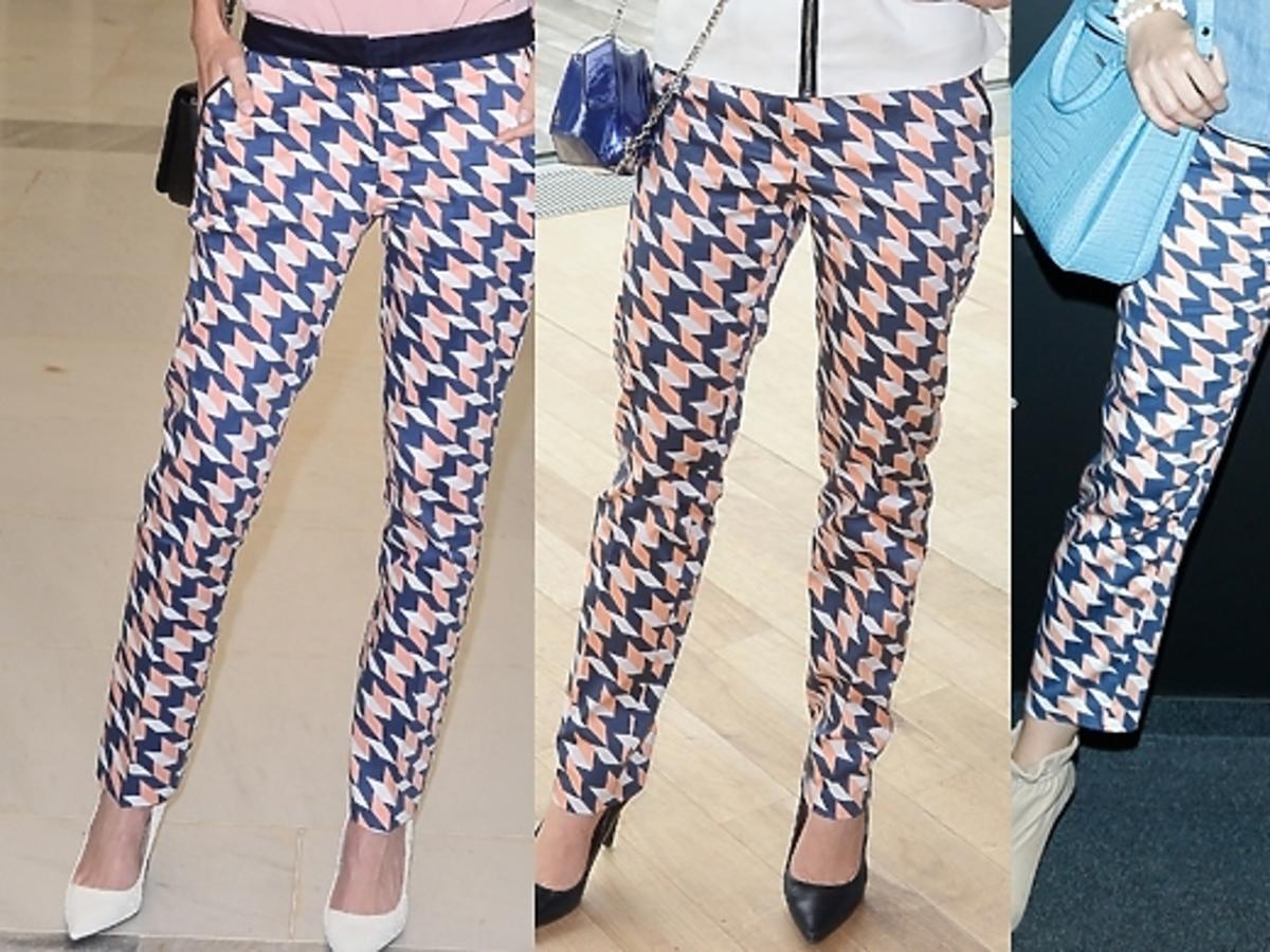 Trzy gwiazdy w takich samych spodniach