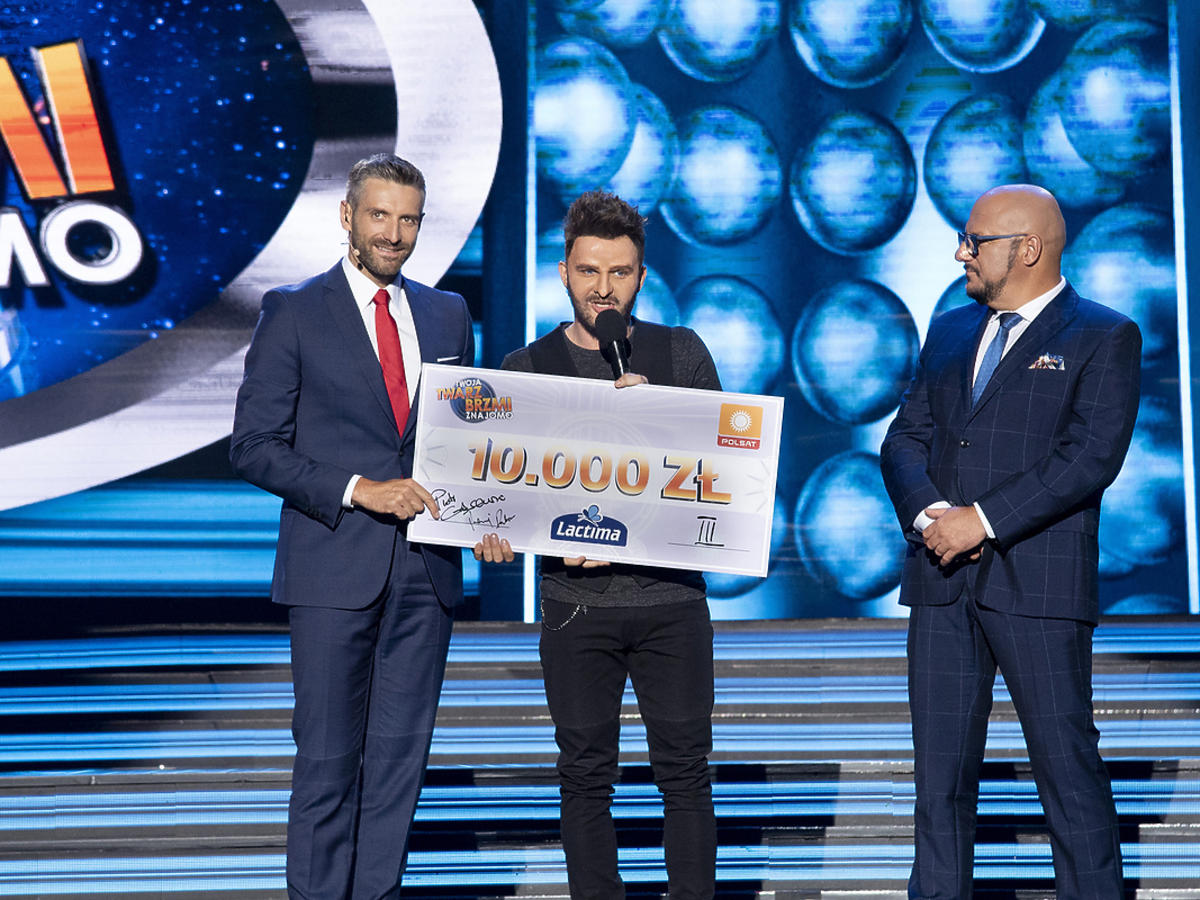 TTBZ - zwycięzcą odcinka został Marek Molak