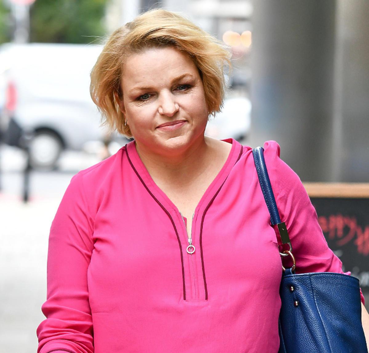 TVN kończy współpracę z Katarzyną Bosacką