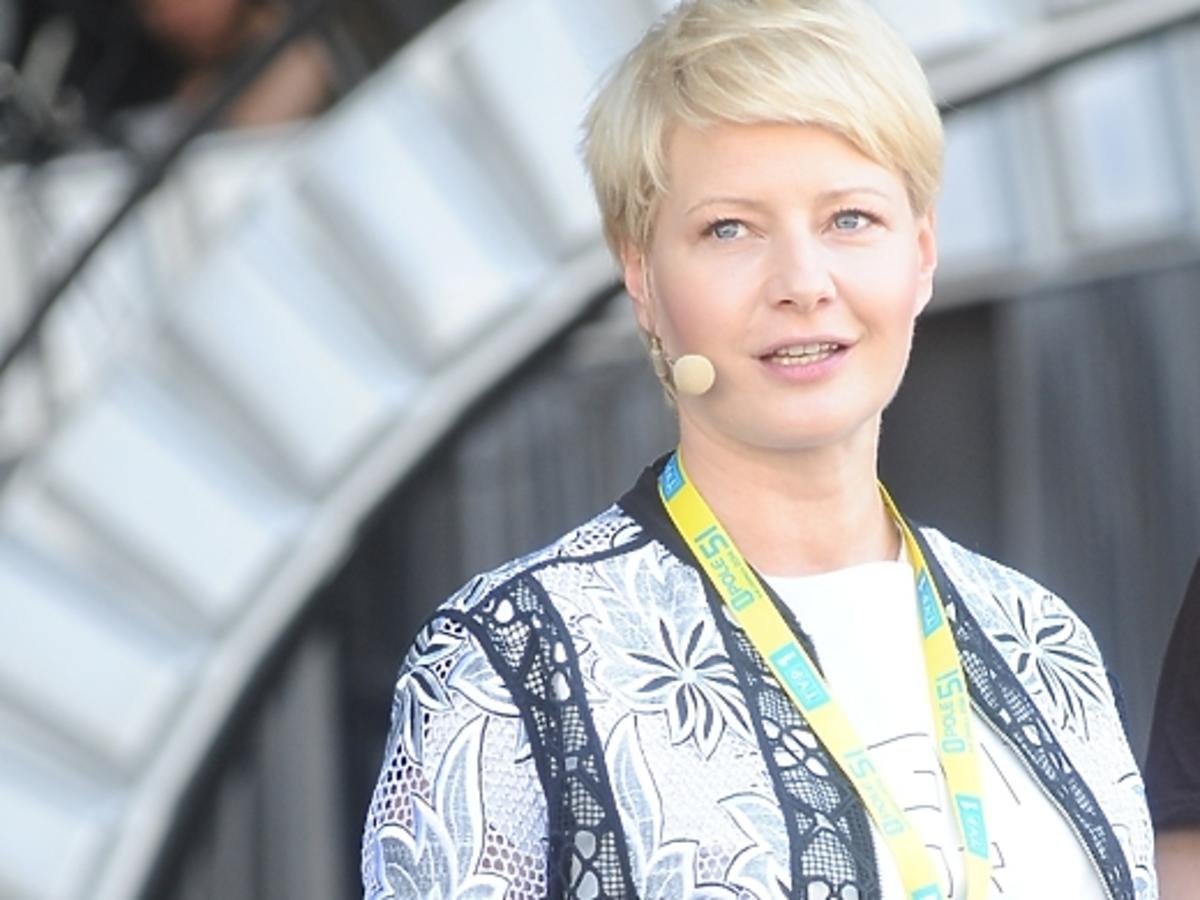 TVP o konflikcie z Małgorzatą Kożuchowską