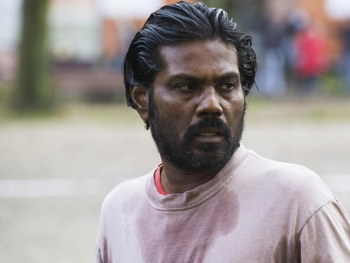 Uchodźca ze Sri Lanki, bohater filmu Imigranci