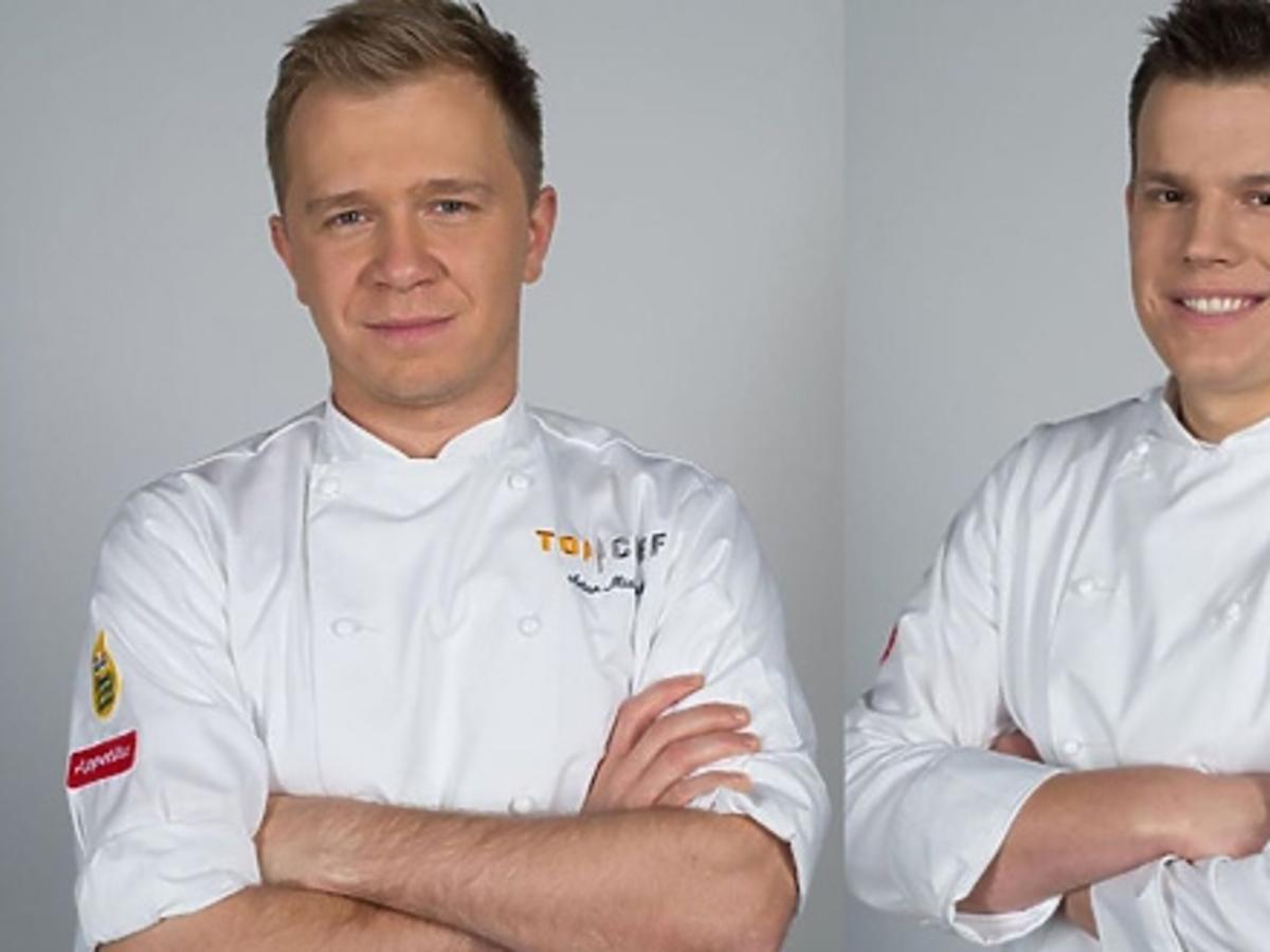 "Uczestnicy programu ""Top Chef"""