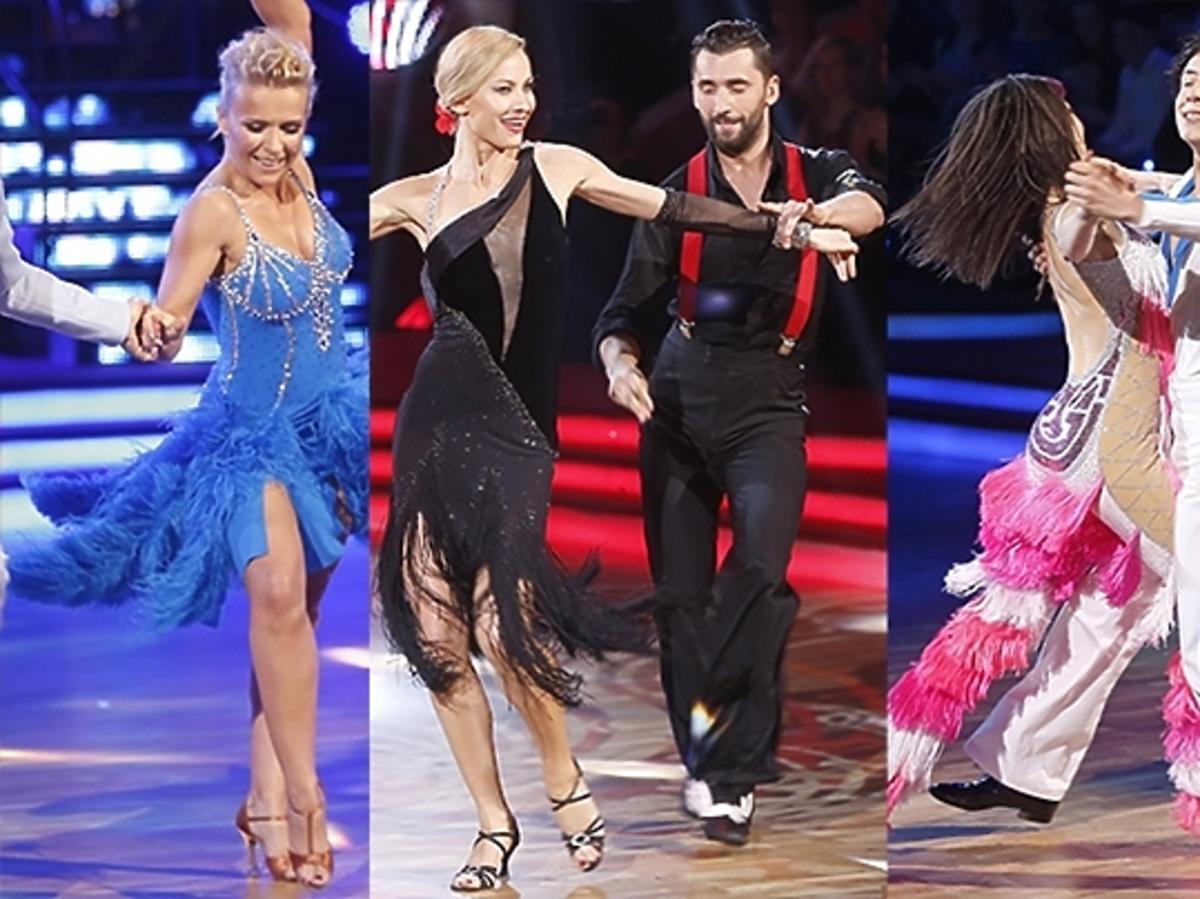 Uczestnicy Tańca z Gwiazdami