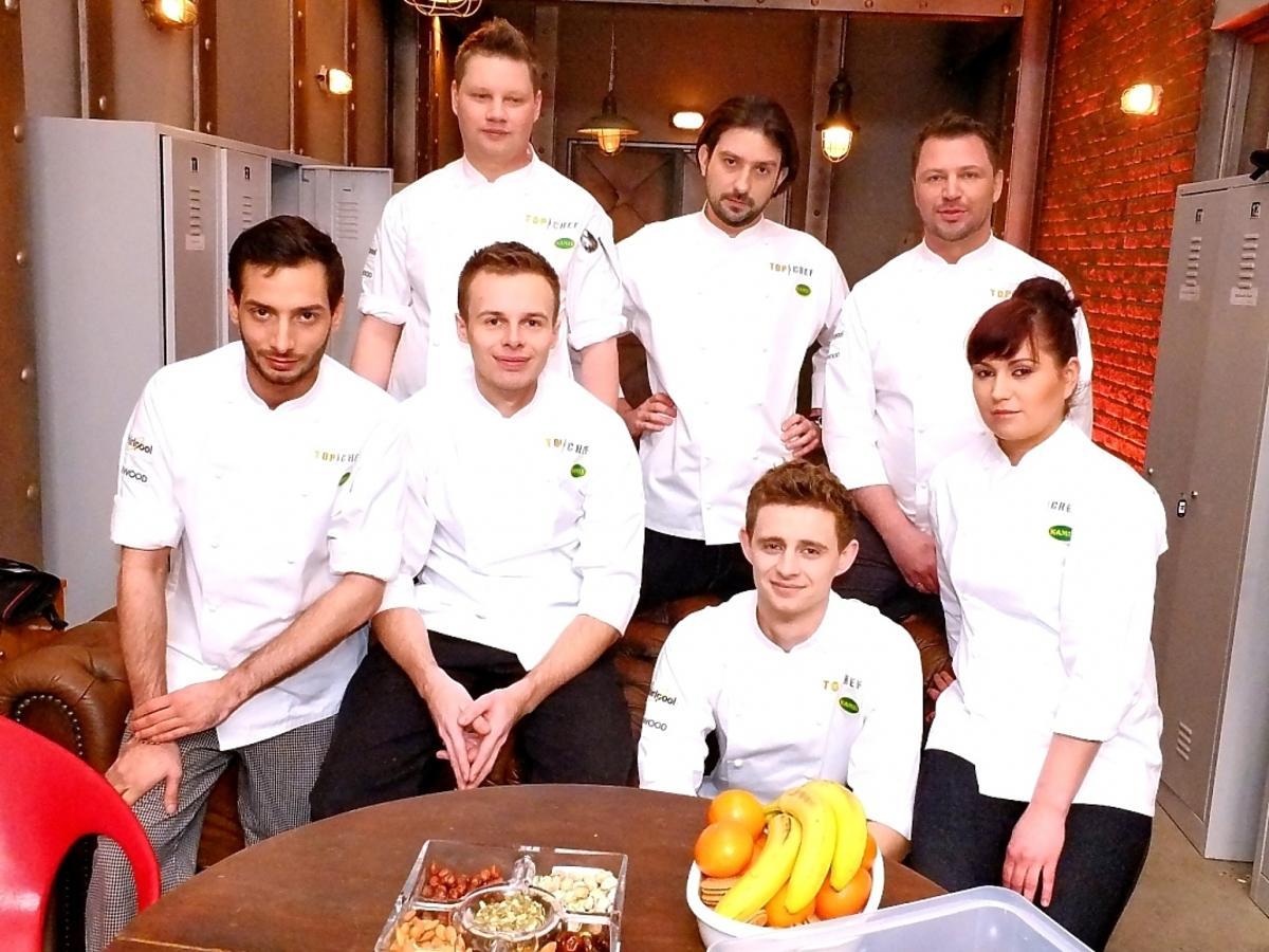 Uczestnicy Top Chef 2