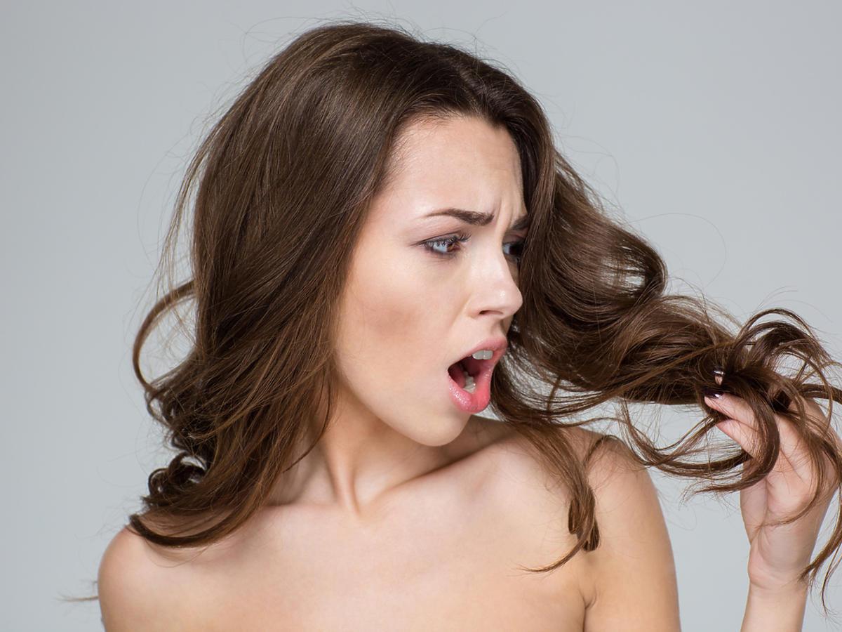 unoszenie włosów u nasady