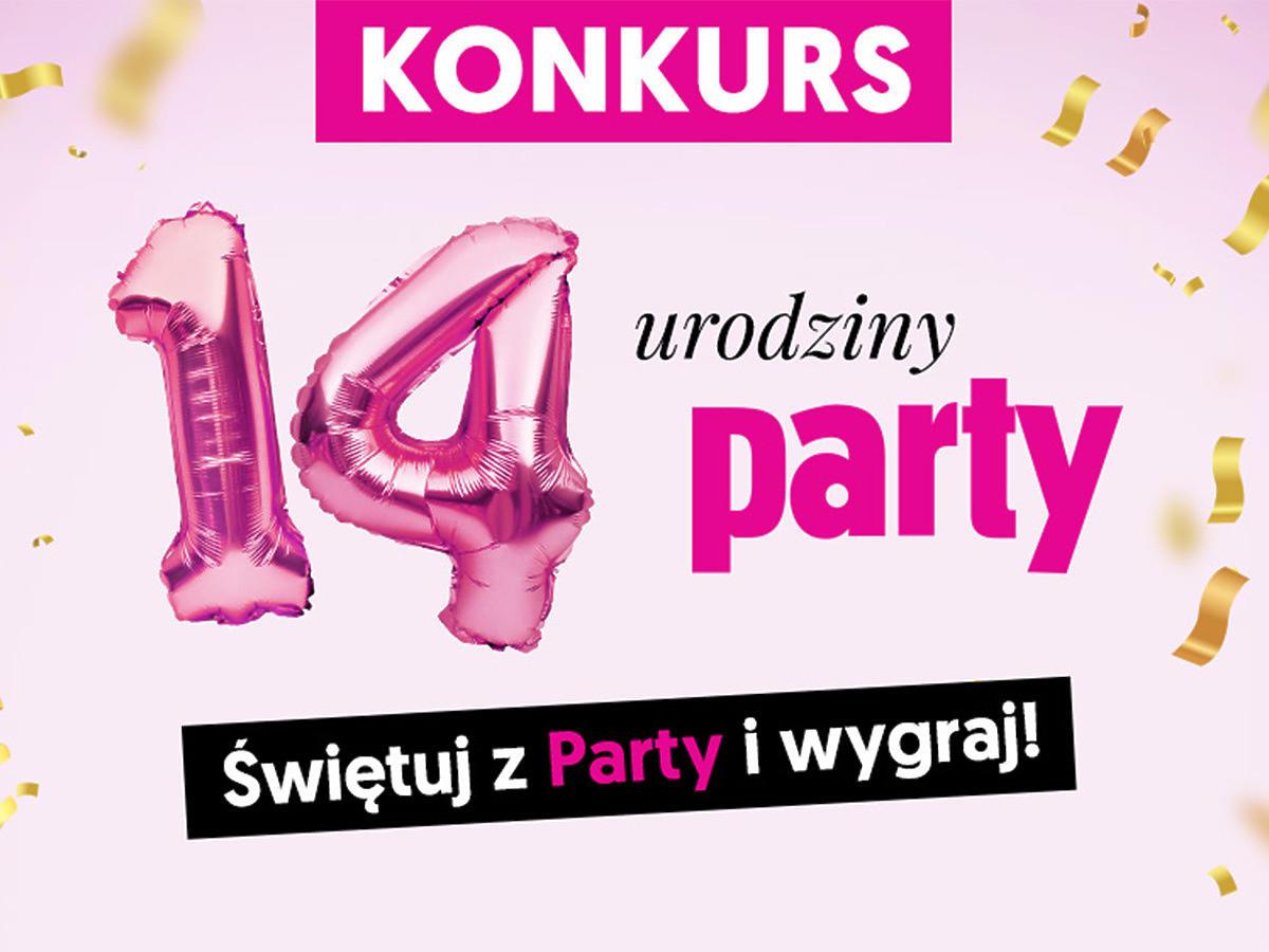 Urodzinowy konkurs Party