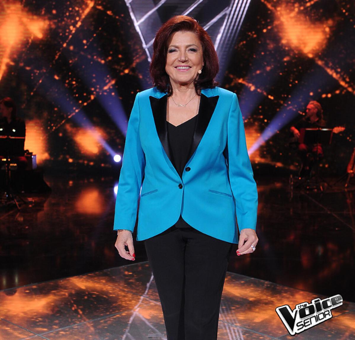 Urszula Dudziak przechodzi z The Voice Senior