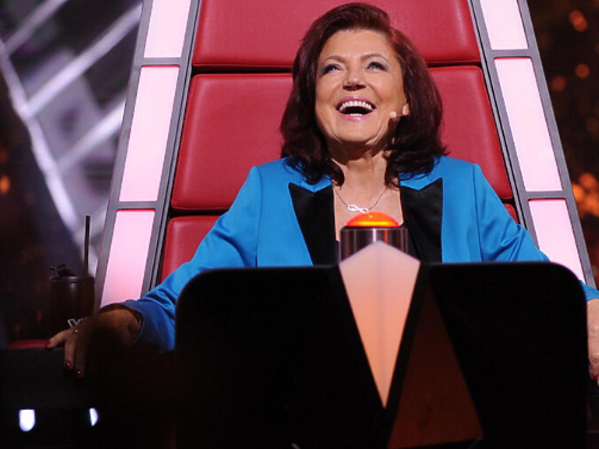 Urszula Dudziak w The Voice Senior