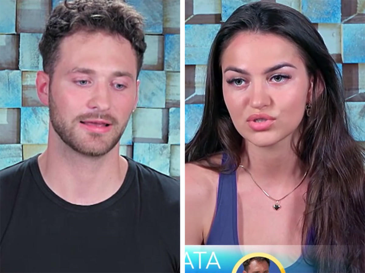 Vanessa i Mateusz pokłócili się w Hotelu Paradise