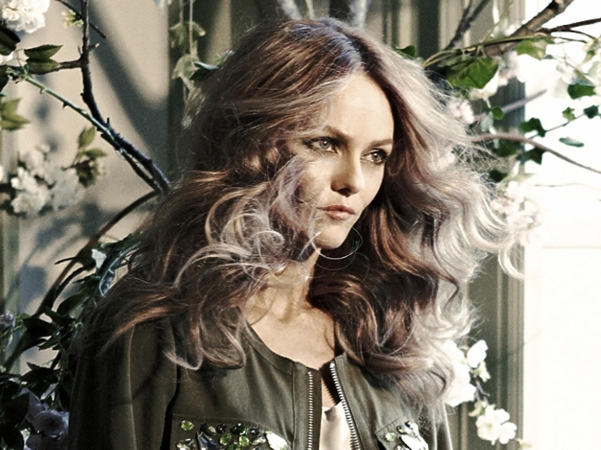 Vanessa Paradis w kampanii H&M