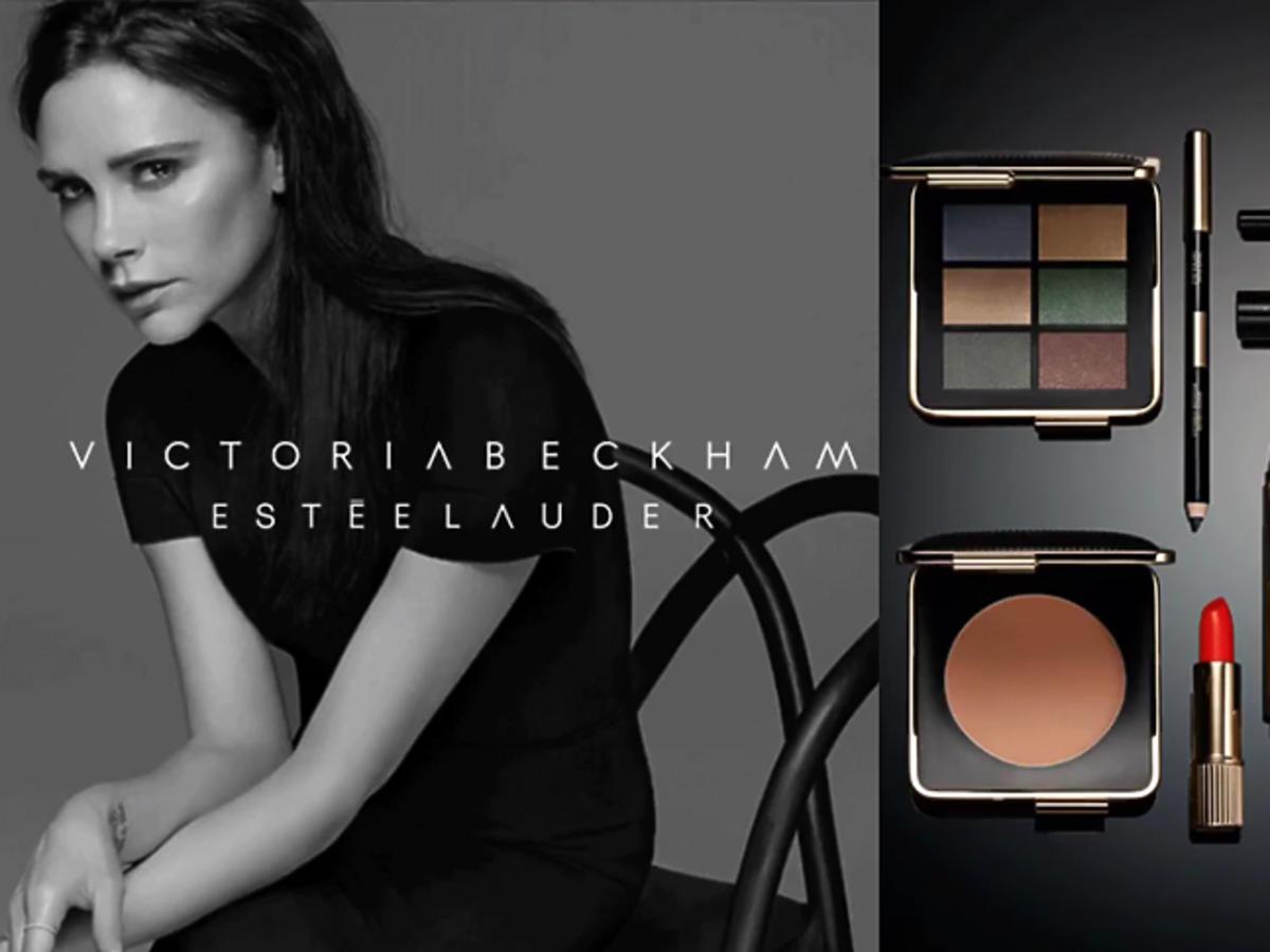 Victoria Beckham, kolekcja kosmetyków kolorowych