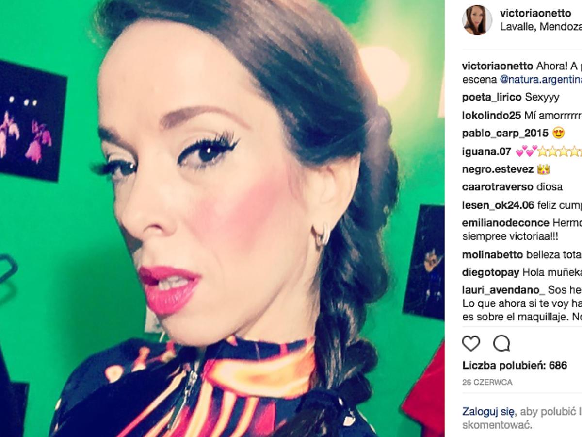 Victoria Onetto jako Adelina 'Lina' de Solo/