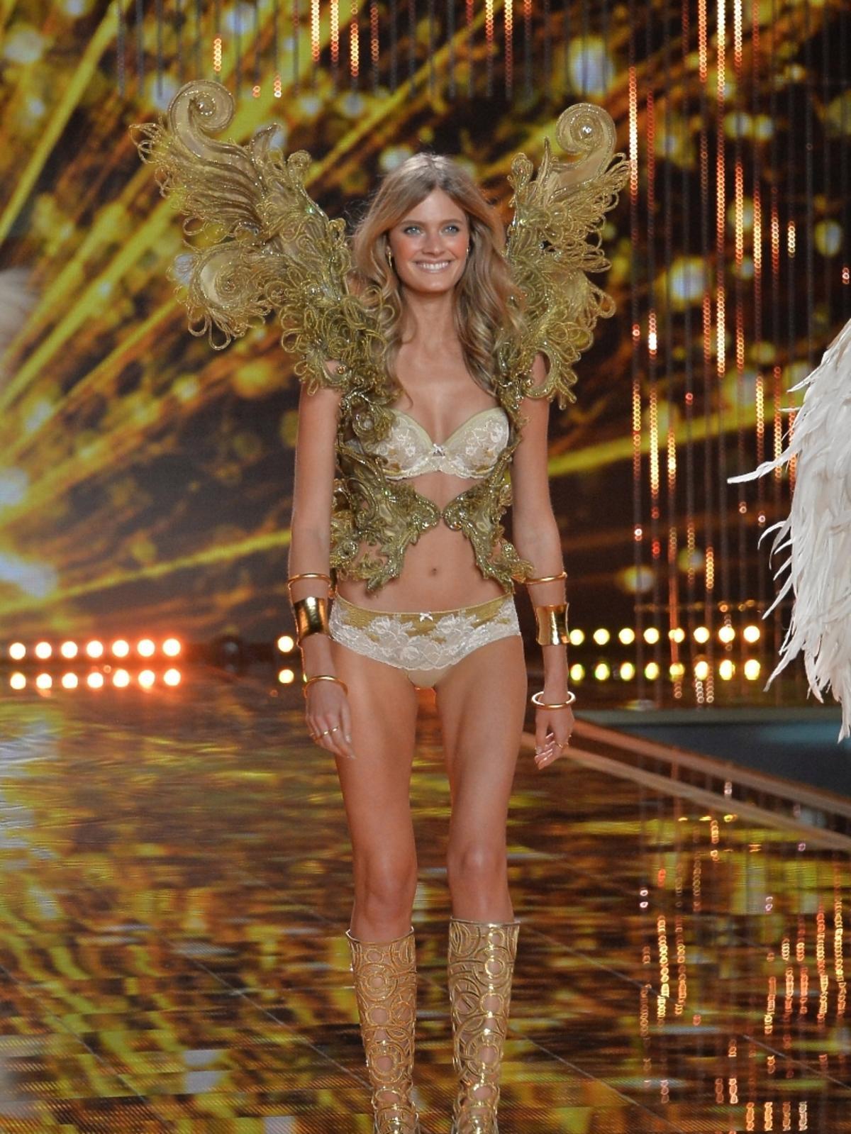 Victoria's Secret Show 2014 - Constance Jablonski