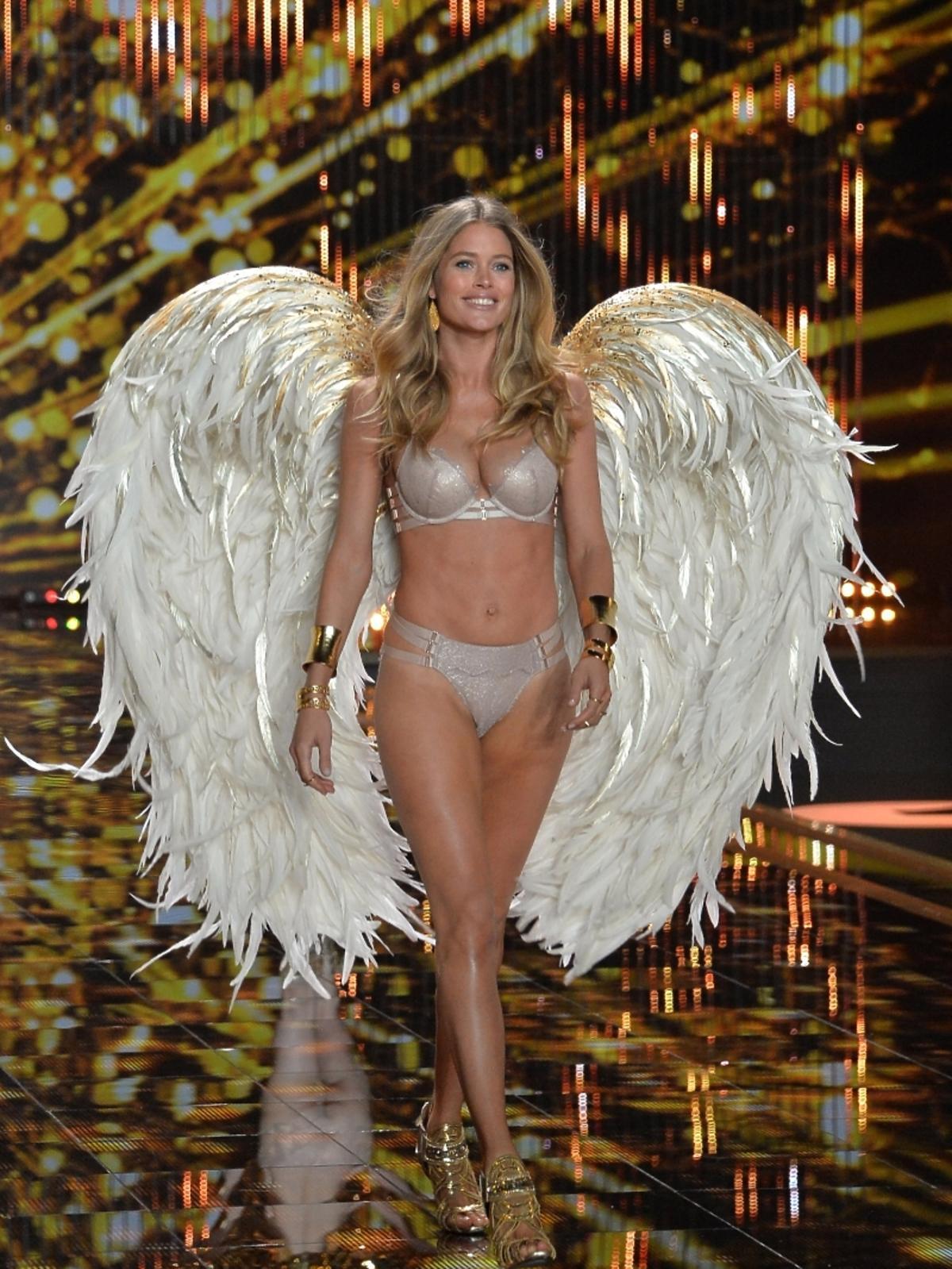 Victoria's Secret Show 2014 - Doutzen Kroes