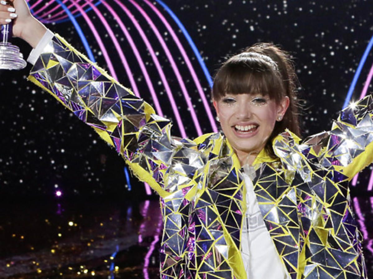 Viki Gabor o Eurowizji 2020