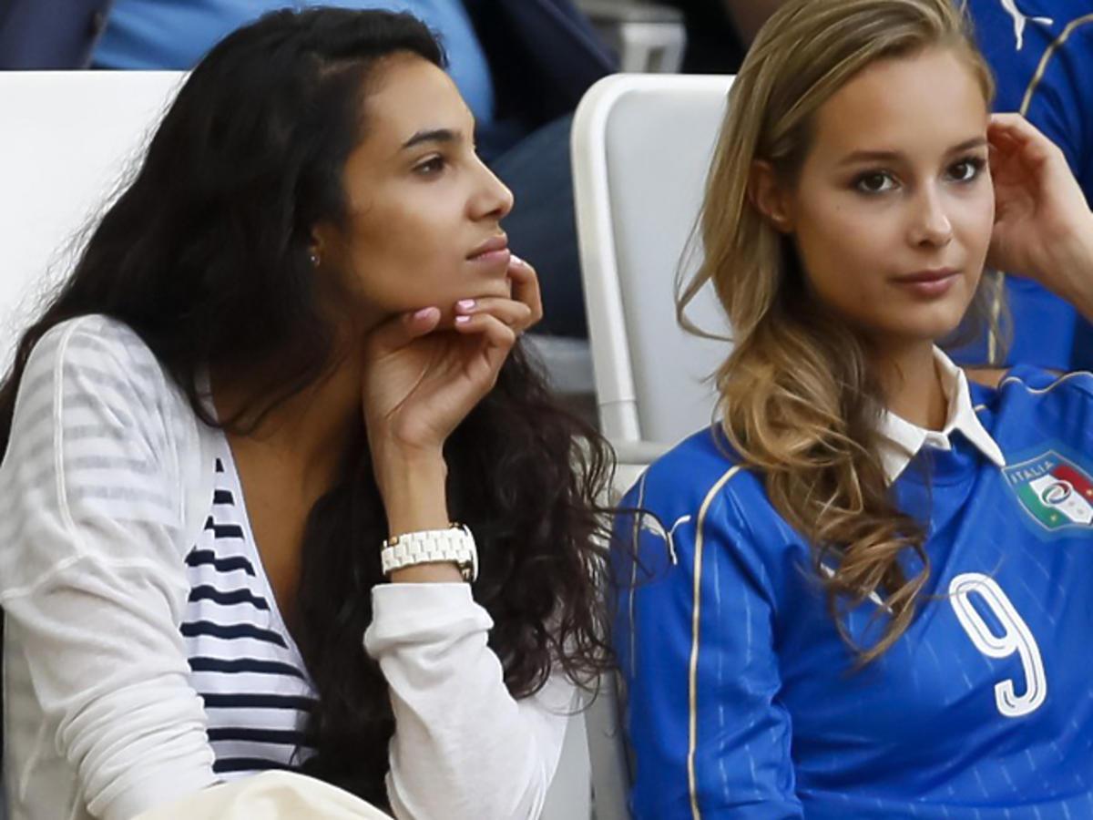 Viktoria Varga ostro o swoim chłopaku, piłkarzu Włoch