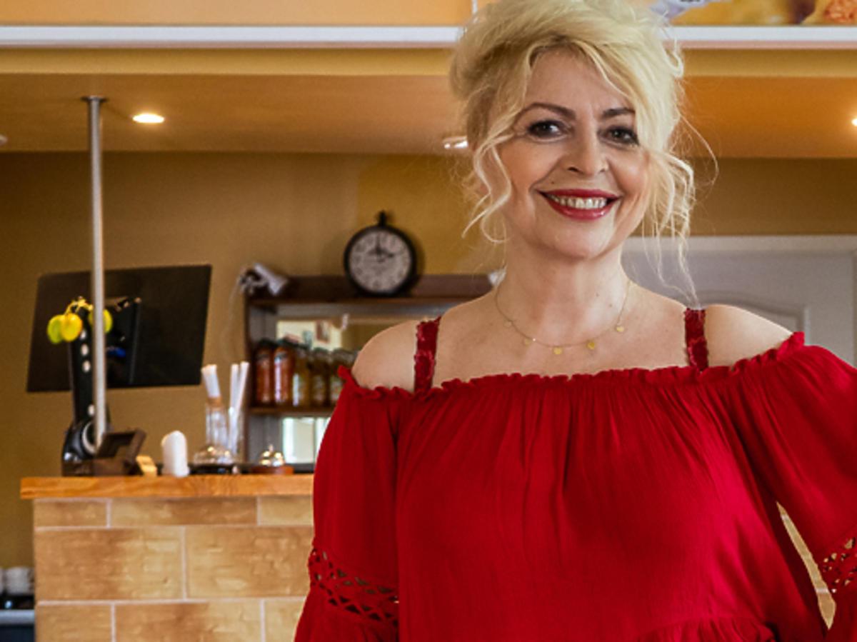 Violetta Arlak w nowym serialu TV 4