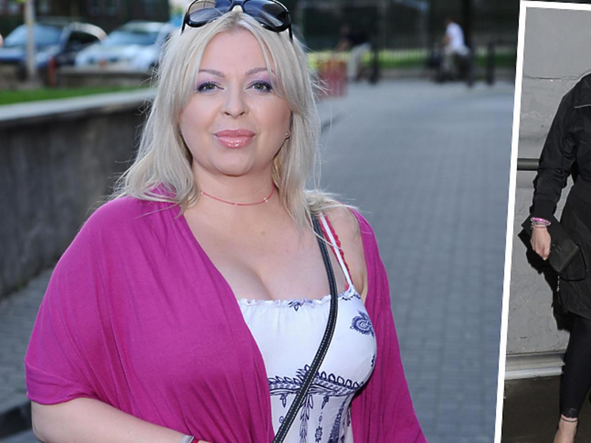 Violetta Arlak z Rancza schudła 20 kilo
