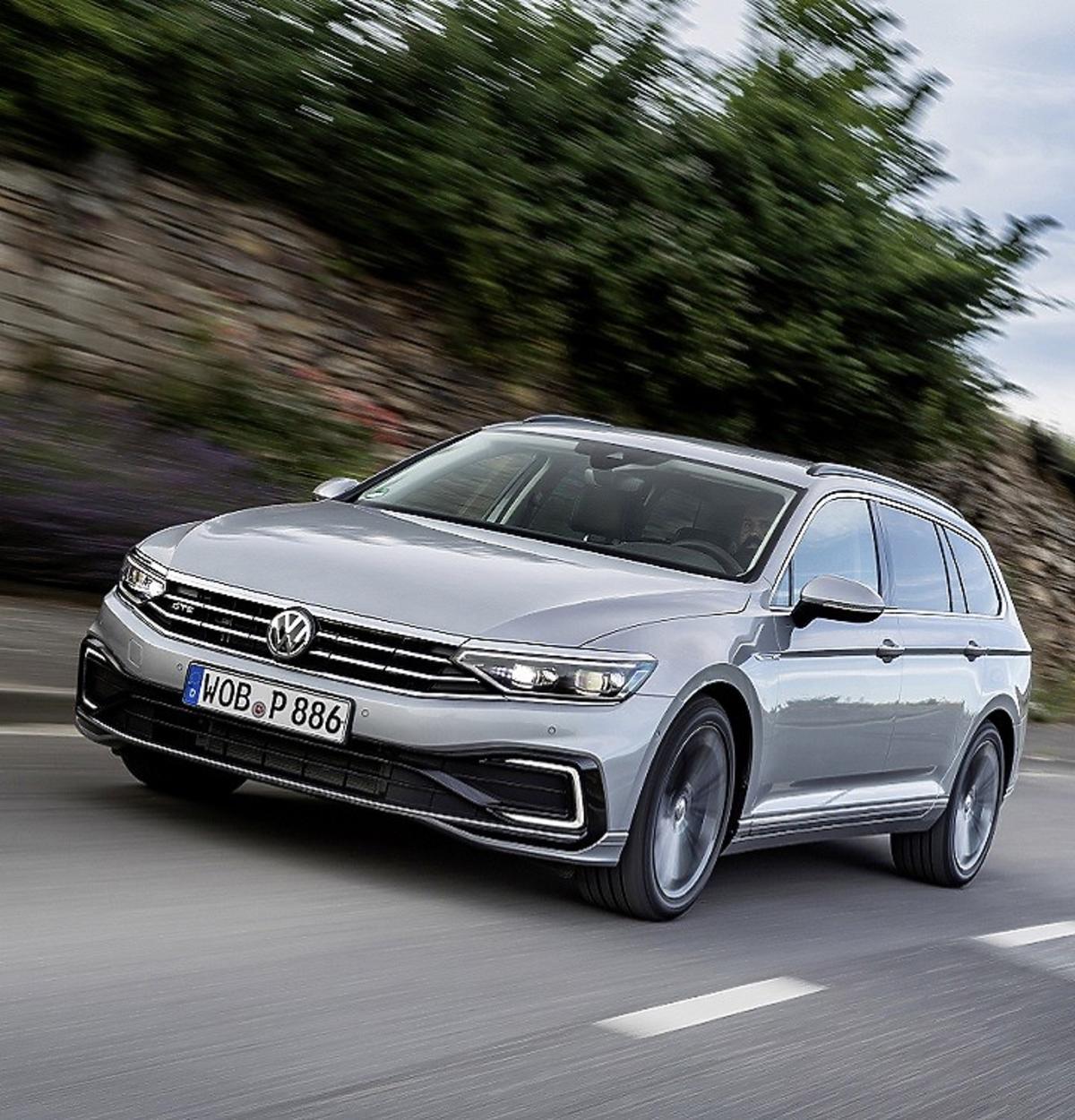 Volkswagen hybrydowy
