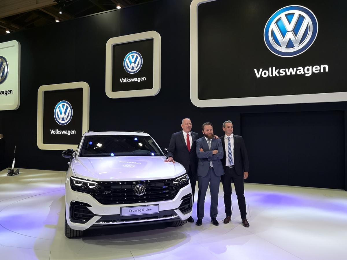 Volkswagen na Poznań Motor Show 2018
