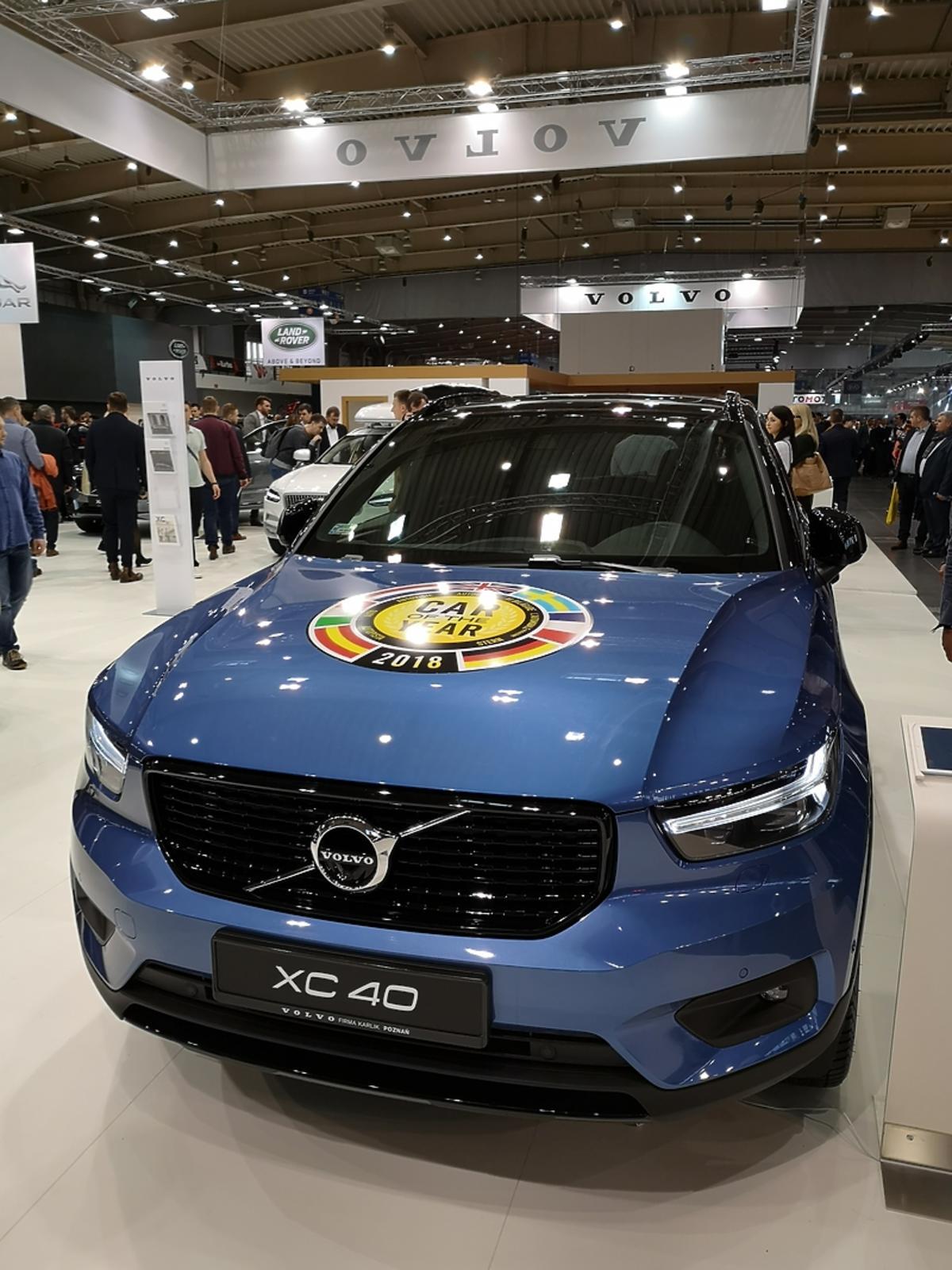 Volvo na Poznań Motor Show 2018