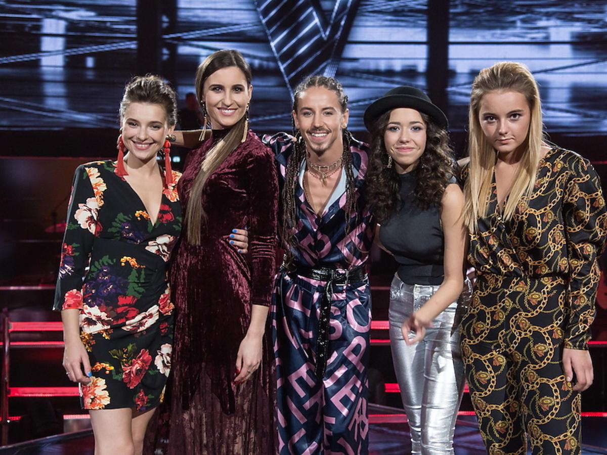 W drużynie Michała Szpaka rządzą kobiety! Poznaj finalistki show The Voice of Poland