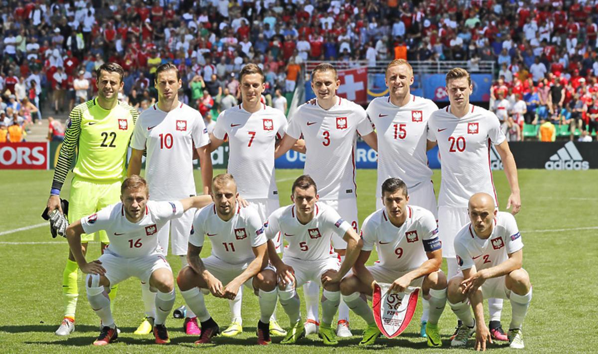 W jakich strojach wystąpią piłkarze na meczu z Portugalią?
