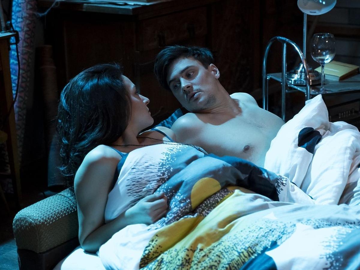 W rytmie serca odc 4 Damięcki w łóżku
