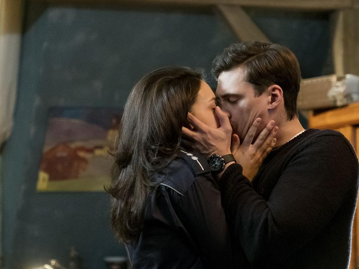 W rytmie serca odc 4 pocałunek