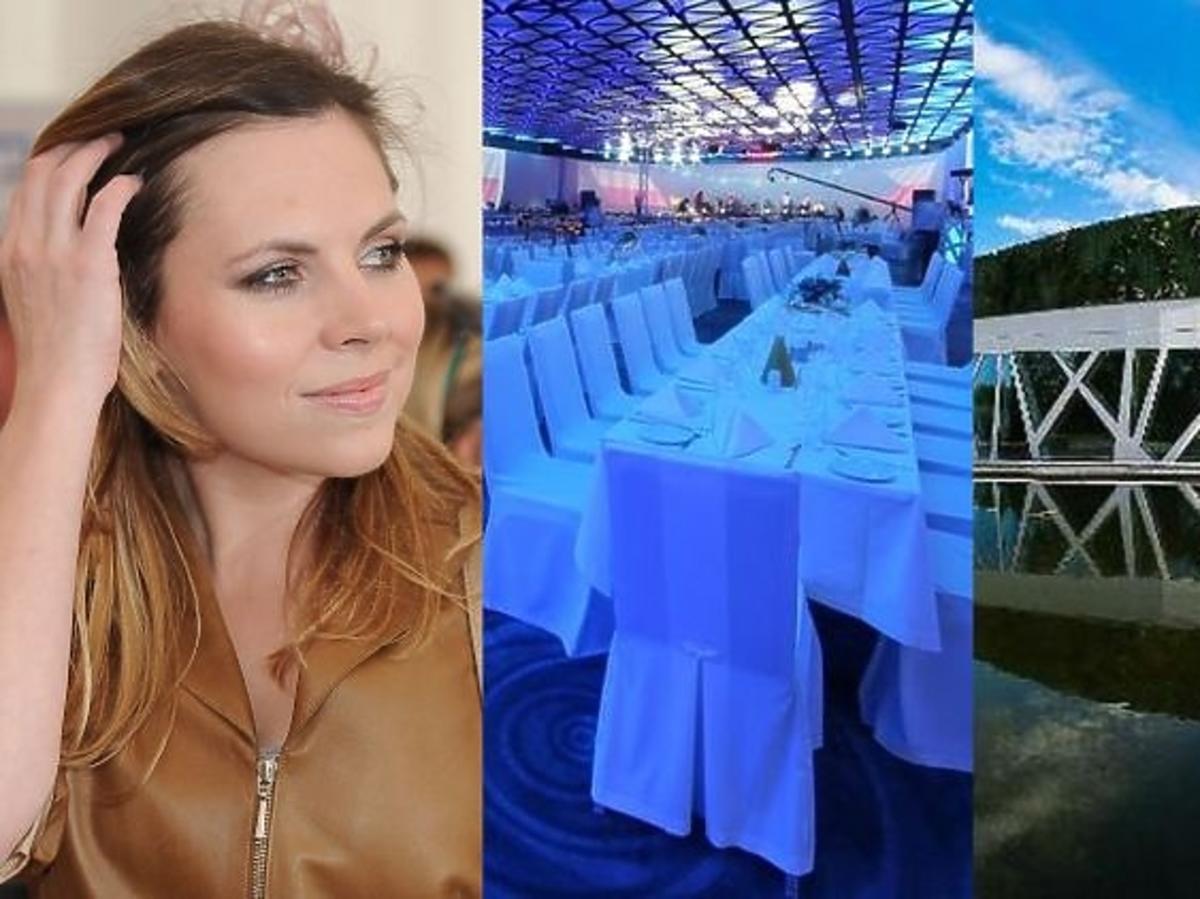 W takich luksusach Aleksandra Kwaśniewska weźmie ślub z Kubą Badachem